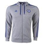 Chelsea 3-Stripe Full Zip Hoody
