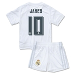Real Madrid 15/16 JAMES Home Mini Kit