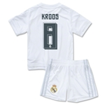 Real Madrid 15/16 KROOS Home Mini Kit