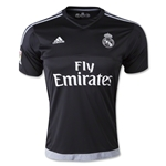 Real Madrid 15/16 Home Keeper Jersey