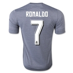 Real Madrid 15/16 RONALDO Away Soccer Jersey