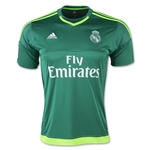 Real Madrid 15/16 Away Keeper Jersey
