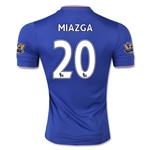 Chelsea 15/16 20 MIAZGA Authentic Home Soccer Jersey