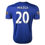 Chelsea 15/16 20 MIAZGA Home Soccer Jersey