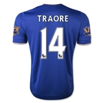 Chelsea 15/16 14 TRAORE Home Soccer Jersey