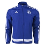 Chelsea 15/16 adidas Presentation Jacket (Royal)