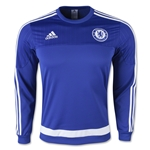 Chelsea 15/16 Training Sweatshirt (Royal)