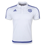 Chelsea FC Core Polo (White)