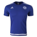 Chelsea adidas 15/16 T-Shirt (Royal)
