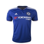 Chelsea 15/16 Youth Home Soccer Jersey