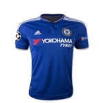 Chelsea 15/16 UCL Youth Home Soccer Jersey