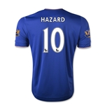 Chelsea 15/16 HAZARD Youth Home Soccer Jersey