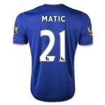 Chelsea 15/16 MATIC Youth Home Soccer Jersey