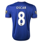 Chelsea 15/16 OSCAR Youth Home Soccer Jersey