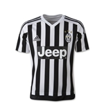 Juventus 15/16 Youth Home Soccer Jersey