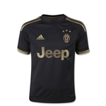 Juventus 15/16 Youth Third Soccer Jersey