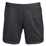 Nike Women's Icon 6.5 Mesh Short (Dk Gray)
