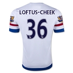 Chelsea 15/16 36 LOFTUS-CHEEK Away Soccer Jersey