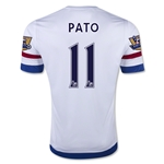 Chelsea 15/16 11 PATO Away Soccer Jersey
