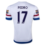 Chelsea 15/16 17 PEDRO Away Soccer Jersey