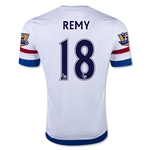 Chelsea 15/16 18 REMY Away Soccer Jersey