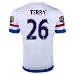 Chelsea 15/16 26 TERRY Away Soccer Jersey