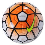 Nike Catalyst Ball (White/Total Orange/Black/Volt)
