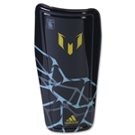 adidas Messi 10 Shinguard (Solar Blue/Yellow)