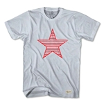Objectivo Sparta Star Soccer T-Shirt (Gray)