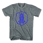 Objectivo Sheffield Wednesday Owl Crest Soccer T-Shirt (Gray)