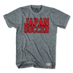 Objectivo Japan Soccer Nation Soccer T-Shirt (Gray)