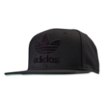 adidas Originals Thrasher Chain Snapback Cap (Black)