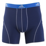 adidas Sport Performance Boxer Briefs 2 Pack (Navy)