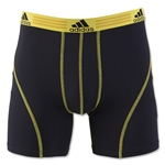 adidas Sport Performance Boxer Briefs-2-Pack (Roy/Yel)
