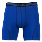 adidas Athletic Stretch 2-Pack Boxer Brief (Sv/Ro)