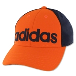 adidas Linear Snapback Cap (Orange)