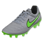 Nike Tiempo Legend V FG (Wolf Gray/Green Strike)