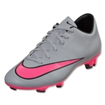 Nike Mercurial Victory V FG (Wolf Gray/Hyper Pink)