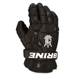 Brine King Superlight II Lacrosse Gloves (Black)