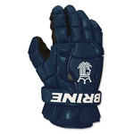 Brine King Superlight II Lacrosse Gloves (Navy)