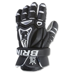 Brine King V Lacrosse Gloves (Black)
