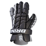 Brine Clutch Lacrosse Gloves (Black)