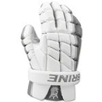 Brine Clutch Lacrosse Gloves (White)