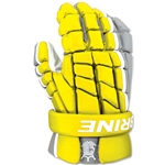 Brine Clutch Lacrosse Gloves (Yellow)