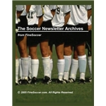 Soccer Newsletter Archives from FineSoccer Book