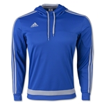 adidas Tiro Hoody (Royal/Gray)
