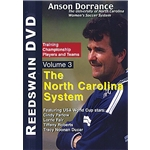 The North Carolina System-DVD 3, Anson Dorrance