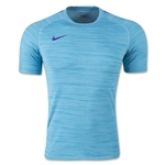 Nike Flash DF Knit Training Top (Blue)