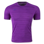 Nike Flash DF Knit Training Top (Purple)