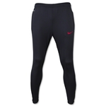Nike Strike Stretch Tech Pant (Blk/Red)